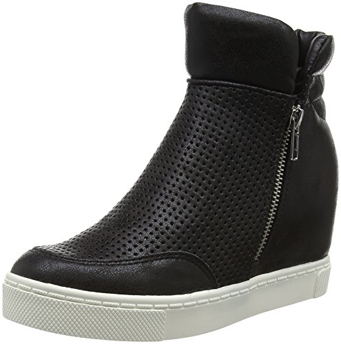 steve-madden-footwear-linqs-p-sneakers-hautes-femme-noir-40-eu-65-uk-