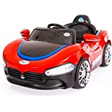 Toyhouse Sports - Rechargeable Battery Painted Ride-on car, Red