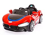 #7: Toyhouse Sports - Rechargeable Battery Painted Ride-on car, Red