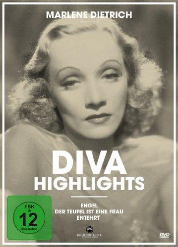 Marlene Dietrich - Diva Highlights [3 DVDs] Marlene Dietrich Dvd
