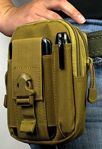bastex-universal-multipurpose-tactical-smartphone-marron-holster-edc-pack-de-seguridad-bolsa-cinturo