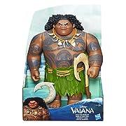Maui è un semidio dalla simpatia irresistibile, la forza incontenibile e un carattere tutto da scoprire Accompagna Vaiana nelle sue esplorazioni con questo personaggio totalmente snodabile per il massimo realismo Maui ha folti capelli ricci, ...