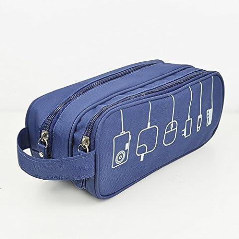 Codinex Armadi medici (TM) Governo della medicina Coded bagagli cassetta di pronto soccorso di casi di emergenza con compartimenti separati