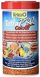 Tetra Pro Colour Premiumfutter (für alle tropischen Zierfische, Farbkonzentrat für hervorragende natürliche Farbausprägung, hoher Gehalt an Carotinoiden für farbverstärkende Wirkung), 500 ml Dose