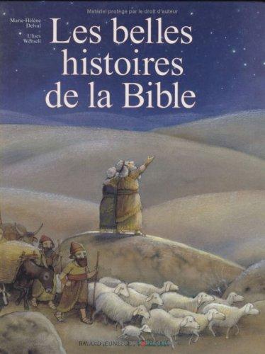Les belles histoire de la bible