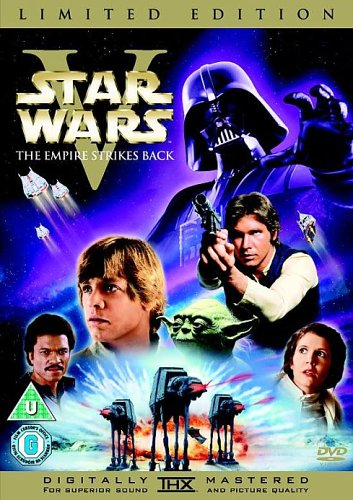 Star Wars V: The Empire Strikes Back (Limited Edition) [DVD]
