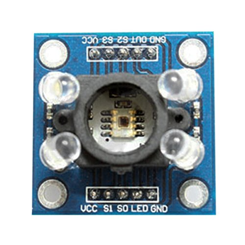 Amazon.co.uk - GY-31 TCS3200 Color Sensor Recognition Module