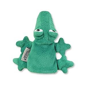 Sterntaler- 3611725-Dedos muñeca cocodrilo