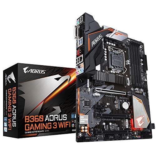 Gigabyte B360AORUS Gaming 3 - Placa Base Intel B360