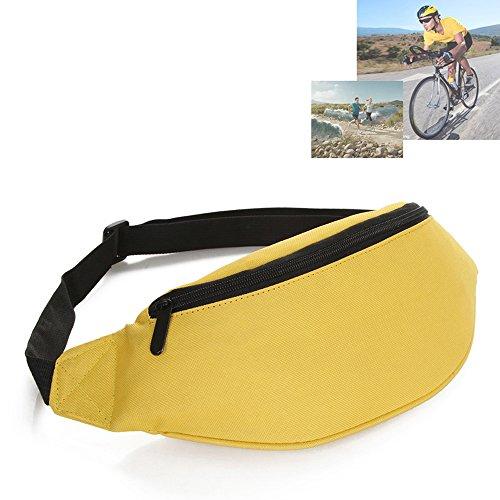 alexrfashion-nylon-durable-waist-bag-outdoor-sport-gym-camping-hiking-bike-waist-pack-for-unisex-yel
