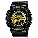 Faawn Analogue - Digital Multi-Functional Stainless Steel Dual Time Outdoor Golden Dial Sports