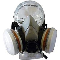 STARCHEM Staubschutzmaske Atemschutzmaske Maske mit Aktivkohlefilter Größe M