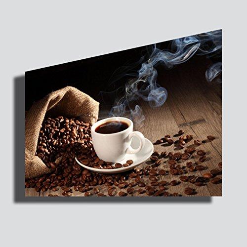 Quadro moderno XXL CAFFE\' caffè ristorante pizzeria bar caffetteria ...