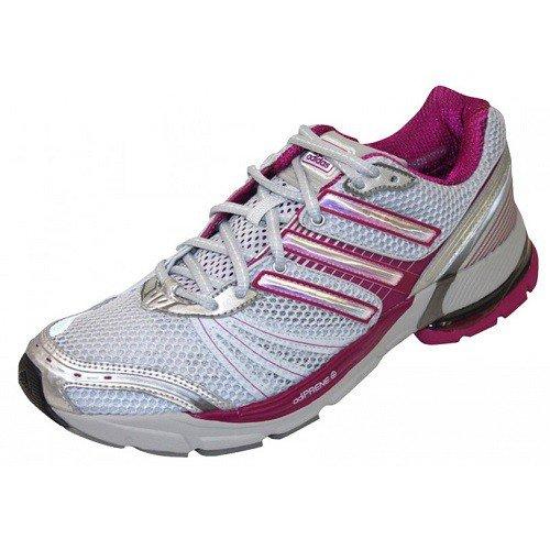 Adidas Adistar Ride 2 Laufschuhe silber/grau/pink, Größe:EUR 36.5