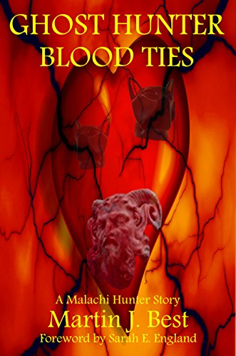 Book cover image for Ghost Hunter: Blood Ties
