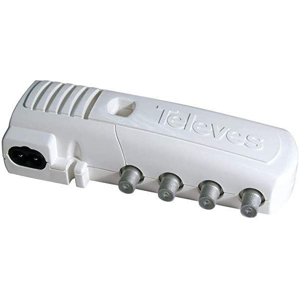 Televes - Amp.viv. 2s+tv