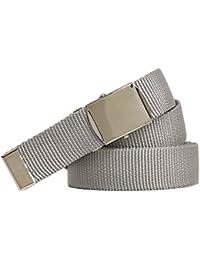 Shenky Stoffgürtel 3,5cm breit mit extra starkem Band