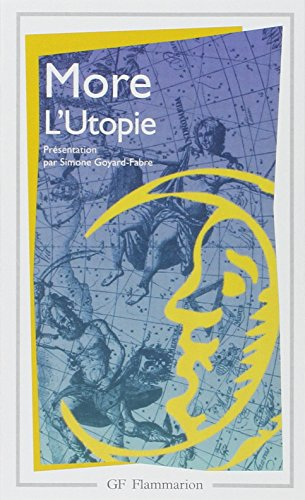 L'Utopie ou le trait de la meilleure forme de gouvernement
