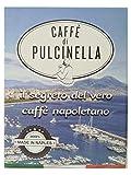 Caffè di Pulcinella,150 Cialde monodose,Miscela Azzurra