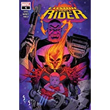 Cosmic Ghost Rider (2018) #5 (of 5) (English Edition)