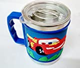 #8: Art Box cartoon print (cr) Stain less Steel Emboss 5D HOT n COLD Coffee/Milk/tea MUGS
