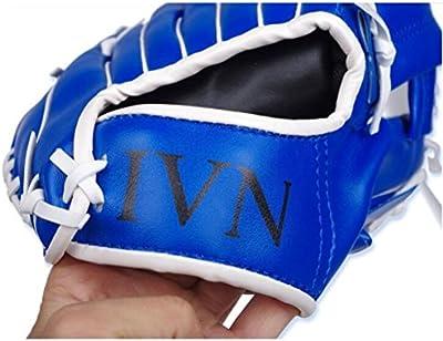 honeysuck adulto mano izquierda guante de béisbol guante para exteriores 10,5
