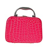 wmshpeds Tasche Kosmetik Korea des Schönes Paket Speicher-Geschenkbox Paket Krokodil Brautjungfern A