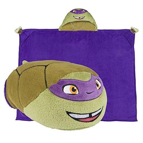 Ninja Turtle Hoodie Kleinkind - Teenage Mutant Ninja Turtles Decke mit