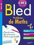 Cahier Bled Problèmes De Maths CM2