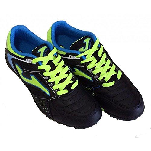 Joma , Chaussures de foot pour homme Blanc Blanc Noir - noir