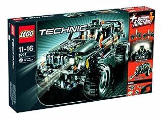 LEGO Technic 8297 - Großer Geländewagen (B0014R1B3I) | Amazon price tracker / tracking, Amazon price history charts, Amazon price watches, Amazon price drop alerts