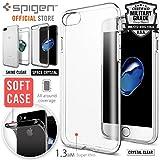 iPhone 8 PLUS / 7 PLUS Hülle, Spigen® [Liquid Crystal]