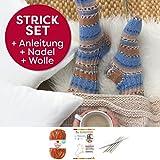 Socken Strick-Set für Anfänger von Myboshi