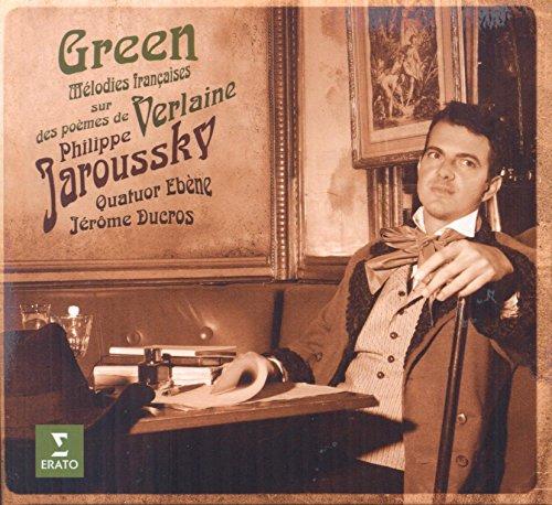 Green (Frz.Lieder Nach Verlaine) Synapse Audio