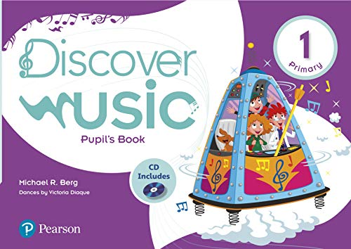 Discover Music 1 Pupil's Book Pack (Descubre la música)