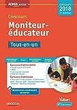 Concours Moniteur-éducateur - Tout-en-un - Concours 2018