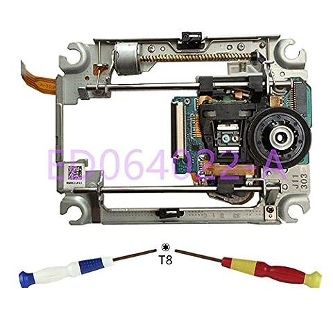 Lecteur Dvd Ps3 Slim - fba064022-a Micro optique Lentille Laser + Deck