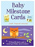 Baby Milestone Cards (Baby Flash Cards)