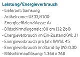 Samsung UE32J4100 80 cm (32 Zoll) Fernseher (HD-Ready, Twin Tuner) - 3