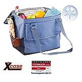 Xcase Elektrische 12-V-Thermo-Kühltasche fürs Auto