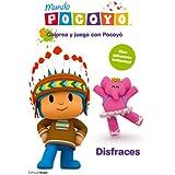 Colorea Y Juega Con Pocoyó. Disfraces (Cuentos y actividades)