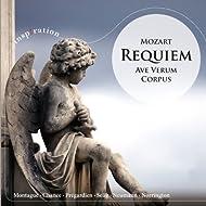 Mozart: Requiem / Ave verum corpus / Maurerische Trauermusik