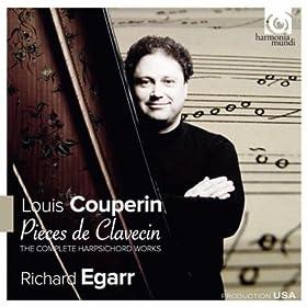 Louis Couperin: Pi�ces de Clavecin