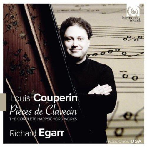 Louis Couperin: Pièces de Clavecin
