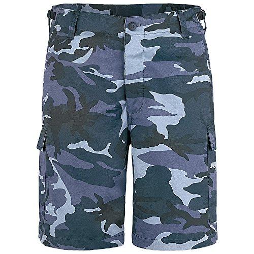 Brandit US Ranger Shorts Skyblue Größe S