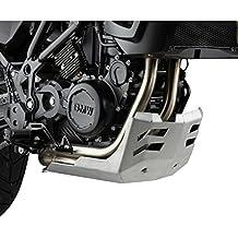 Kappa–Paracoppa Motore Alluminio Paramotore Paracolpi BMW F 800GS F800GS '08/' 12