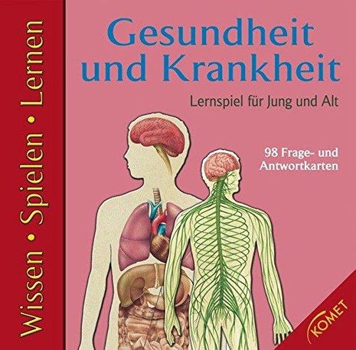 Lernspiel Gesundheit / Krankheit