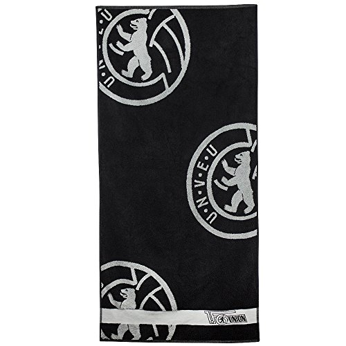 FC UNION Berlin Handtuch UNVEU 1 ROT in 50 cm x 100 cm