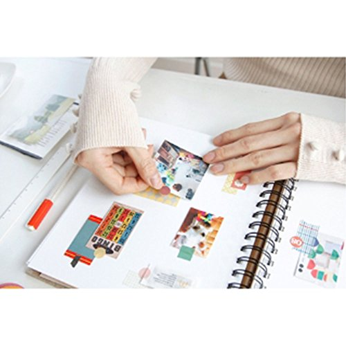Classy ticket scrapbook Notepads memo Book photo