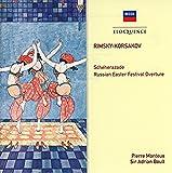Sheherazade/Russian Easter Festival Overture
